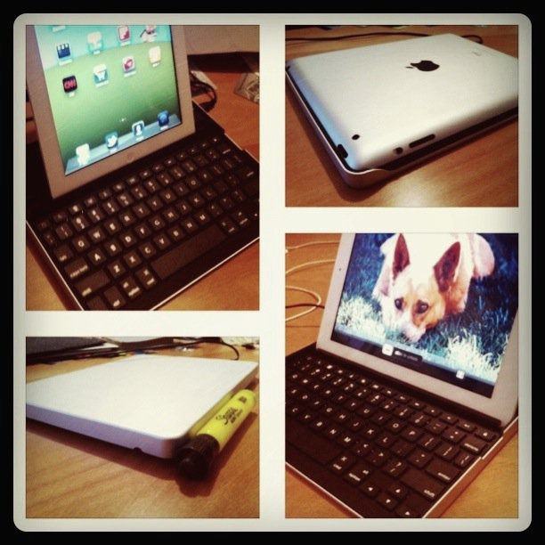 iPad2 Keyboard