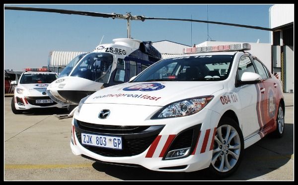 ER24 South Africa EMS
