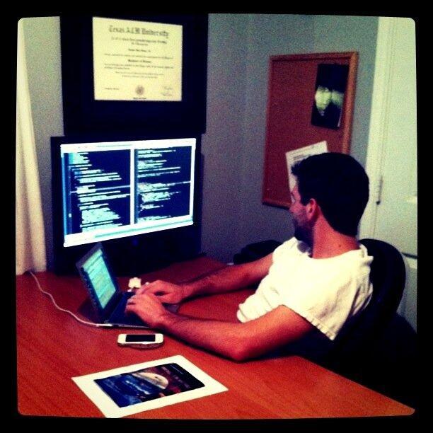 Nerdy Computer Programmer