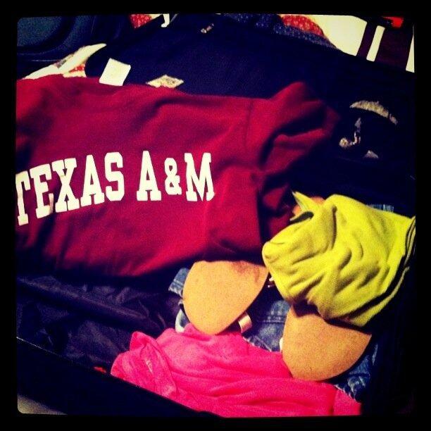 Texas A&M Trip