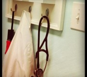 Day 85: Lonely Stethoscope