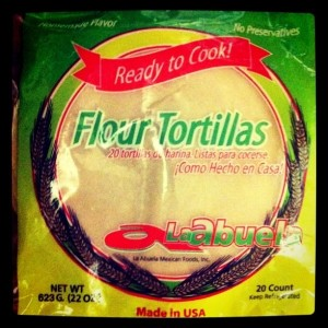 Read To Cook Tortillas