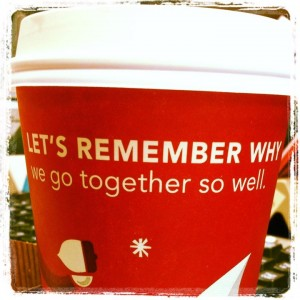 Starbucks - Why We Go Together So Well