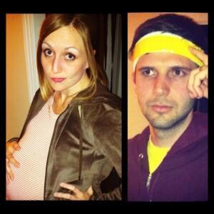 Bleeker & Juno for Halloween