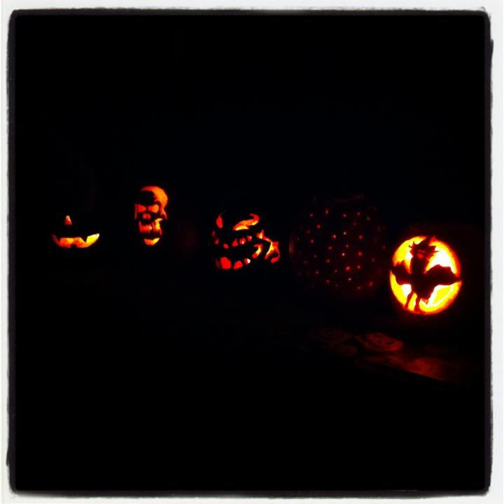 Pumpkin Carving - Jack O Lanterns